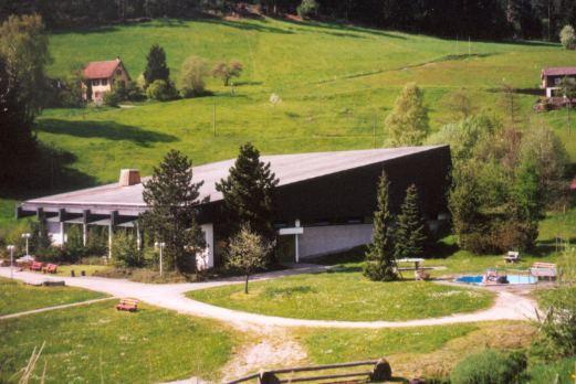 weisenbachhalle